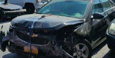 Muslim Driver Slams Into Vehicle Of Afghanistan War Veteran...All In The Name Of Allah