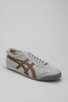 Asics Mexico '66 Felt Sneakers. (Hubby has a green pair - these are pretty boss.)