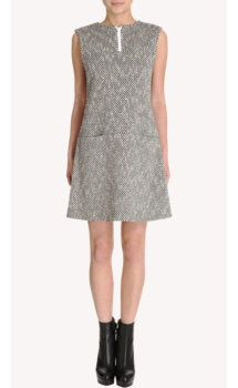 lisa perry checkerboard dress