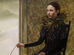amazing paintings by Andrea Kowch