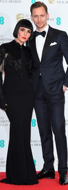 Tom Hiddleston and Noomi Rapace pose in the winners room during the 70th EE British Academy Film Awards (BAFTA) at Royal Albert Hall on February 12, 2017 in London, England. Source: tomhiddleston.us http://tomhiddleston.us/gallery/displayimage.php?album=982&pid=43491#top_display_media Full size image (UHQ): http://tomhiddleston.us/gallery/albums/2017/Events/Feb12thPress/005.jpg