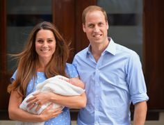 Prince George's godparents revealed