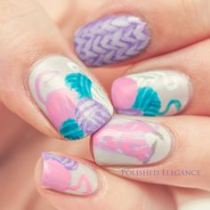 Knitting Nails