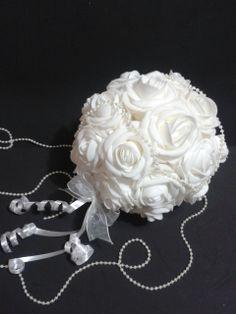 Ramos sencillos de flores artificiales flores - Decoracion de jarrones con flores artificiales ...