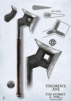Thorin Oakenshield's Axe