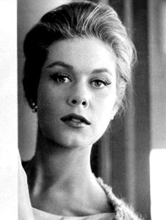 Elizabeth Montgomery (she was Samantha in Bewitched) One of the prettiest and most talented actresses of the fifties and sixties taken away too soon from 'Cancer'.