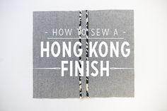 Colette Blog: Hong Kong Finish Tutorial