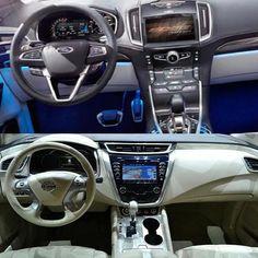 2015 Nissan Murano Crossover Suv, Nissan Murano, Ford Edge
