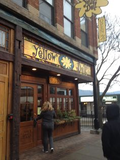 Yellow Deli Oneonta NY Best food in town!!
