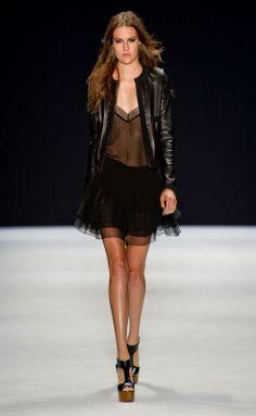 Jill Stuart Ready To Wear Spring Summer 2014 New York #MBFW #NFW