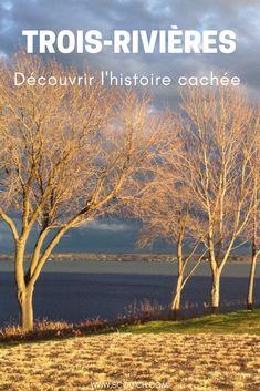 Quoi faire à Trois-Rivière au Québec |Quand j'ai entendu parler d'une chasse aux fantômes dans l'ancienne prison de Trois-Rivières, aujourd'hui devenue leMusée québécois de culture populaire, je savais que je devais y aller. C'est devenu l'excuse pour une escapade de quelques heures. Et Trois-Rivières revêtait des airs dramatiques en cette journée de novembre.