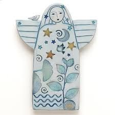 Image result for sue davis clay angels