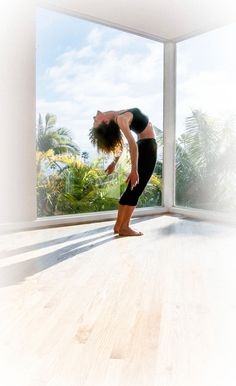 Desiree Rumbaugh - I did yoga with her today!  AMAZING!!!!!