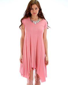 Be YOU Comfy T-Shirt Dress