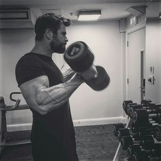 Chris Hemsworth — zocobodypro: Tag your mate @chrishemsworth who...