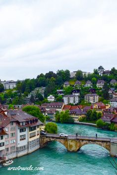 Beautiful Bern in Switzerland, find an itinerary here.
