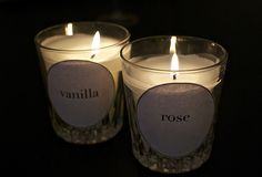 EASY DIY SCENTED CANDLES USING OILS. I'm gonna make these and sell them.