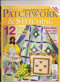 Patchwork & Stitching v 4 n 12 - Ludmila2 Krivun - Picasa Web Albums...