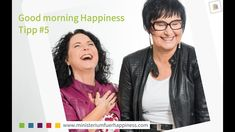 Good Morning Happiness Tipp #5 Stress, Meditation, Videos, Good Morning, Fit, People, The Creator, Youtube, Pretty Pictures