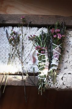3 Ways To Make Your Home Smell Like Spring. Light Homemade Incense