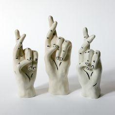 Image of Fingers Crossed