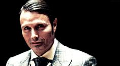 All together now...awwww... Mads Mikkelsen as Hannibal.