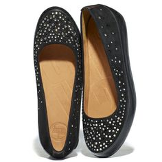 fitflop due starry ballerina