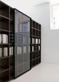 SYSTEM INTERPARETE - design by Piero Lissoni - Porro Spa