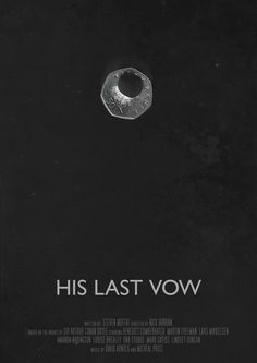 His Last Vow - Movie Poster by Ashqtara on deviantART