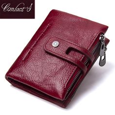 Compare Discount Contact's Fashion Short Women Wallet Female Genuine Leather Womens Wallets Zipper Design With Coin Purse Pockets Mini Walet 2018 #Contact's #Fashion #Short #Women #Wallet #Female #Genuine #Leather #Womens #Wallets #Zipper #Design #With #Coin #Purse #Pockets #Mini #Walet #2018