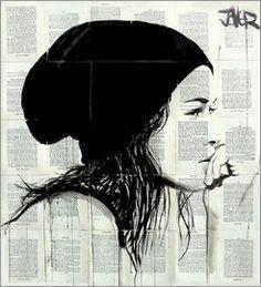 Loui Jover - black beanie