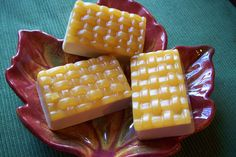 Autumn Soap Pumpkin Spice Basketweave Fall Holidays by DaisyKays, $4.00