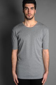 COMME DES GARÇONS UNDERWEAR Underwear Grey T-Shirt