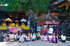 Bali News: Bali, Indonesia. Goa Lawah, Bat Cave