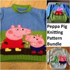 Jumper Knitting Pattern, Arm Knitting, Knitting Charts, Knitting Patterns Free, Free Pattern, Knit Or Crochet, Peppa Pig, Arms, Google Search