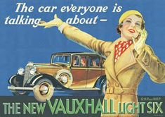Classic ads for Vauxhall, Alvis, Aston Martin, Austin, Austin Healey Ford Anglia and Ford Consul Vauxhall Motors, Ford Anglia, Old Fords, Car Posters, S Car, Love Car, Commercial Vehicle, Automotive Industry, Vintage Travel Posters