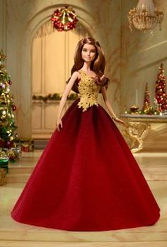 2016 Holiday Barbie™ Doll | special-occasion-dolls | The Barbie Collection