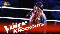 "The Voice 2015 Knockouts - Sawyer Fredericks: ""Collide"""