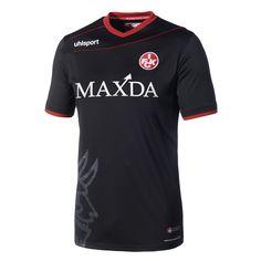 1. FC Kaiserslautern (Germany) - 2015/2016 Uhlsport Third Shirt