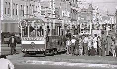 The Last days of Bendigo Trams - 1972