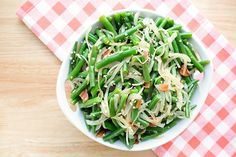 Recipe:+Skinny+Country+Green+Beans
