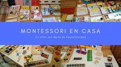 Chibimundo taller montessori en casa Pequefelicidad