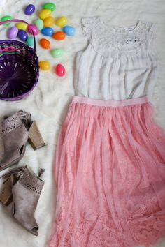Happy Easter! #The3125boutique #outfitoftheday #style #womansclothing #outfit #photosession #clothing #skirt #whattowear