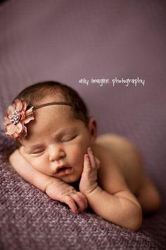 Brown Fall Headband Vintage Inspired Mocha baby Flower Headband newborn baby toddler infant girl teen womens Petite Fleurs bellasma