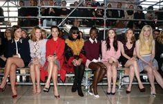 Paris: Frowin´mit Oscar-Gewinnern und Superstars bei Miu Miu