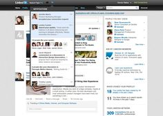 LinkedIn Adds Notification, Updated Company Pages