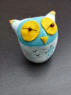 Sok knuffel uil Softies, Coin Purse, Owl, Wallet, Purses, Kids, Crafts, Handbags, Young Children