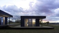 Modular housing project in Australia: Modern prefab homes. Modular homes. Manufactured homes