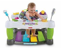 Baby Walker Bouncer Activity Interactive Toddler Piano Toy Jumper Fisher Price - EXCLUSIVE DEAL! BUY NOW ONLY $119.79