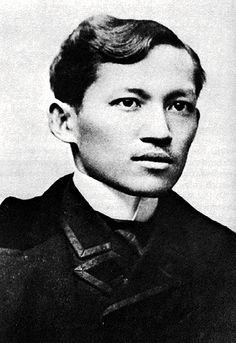 Jose Rizal / Philippine national icon